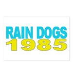 RAIN DOGS Postcards (Package of 8)