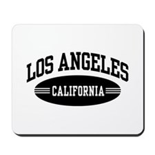 Los Angeles California Mousepad