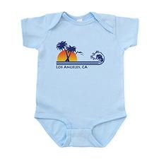 Los Angeles, CA Infant Bodysuit