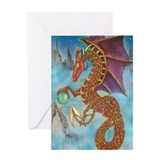 Dragon Dreams Greeting Card