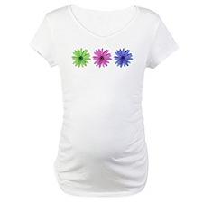 3 color daisies Shirt