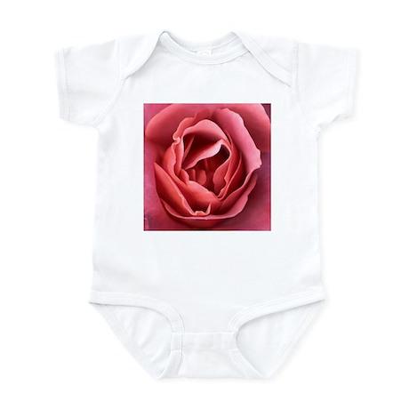 Red Rose 03 Infant Bodysuit