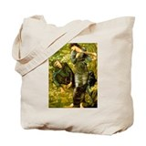 Beguiling of Merlin Tote Bag