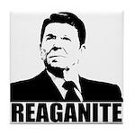 "Ronald Reagan ""Reaganite"" Tile Coaster"