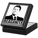 "Ronald Reagan ""Reaganite"" Keepsake Box"