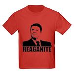 "Ronald Reagan ""Reaganite"" Kids Dark T-Shirt"