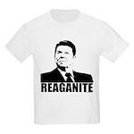 "Ronald Reagan ""Reaganite"" Kids Light T-Shirt"
