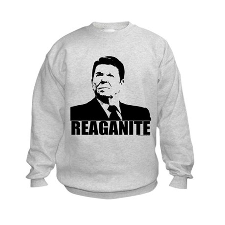"Ronald Reagan ""Reaganite"" Kids Sweatshirt"