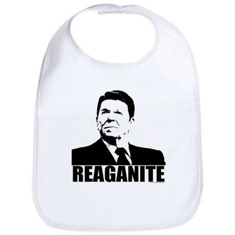 "Ronald Reagan ""Reaganite"" Bib"