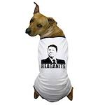 "Ronald Reagan ""Reaganite"" Dog T-Shirt"