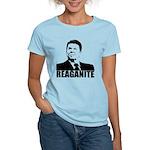 "Ronald Reagan ""Reaganite"" Women's Light T-Shirt"