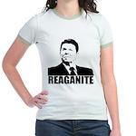 "Ronald Reagan ""Reaganite"" Jr. Ringer T-Shirt"