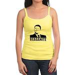 "Ronald Reagan ""Reaganite"" Jr. Spaghetti Tank"