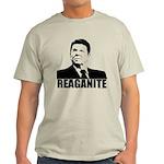 "Ronald Reagan ""Reaganite"" Light T-Shirt"