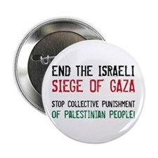 "Cute Gaza 2.25"" Button"