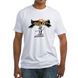 PLUR Entertainment DJ Kung Pow Kow Shirt