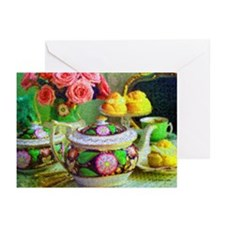Tea Party Invitations (10)