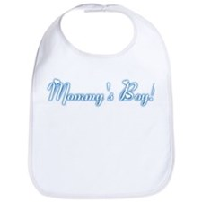 Mommy's Boy Bib