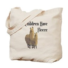 My Children Are Alpacas Tote Bag