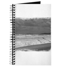 Black & White Sea Journal