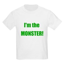 Unique Monster T-Shirt