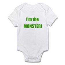 Cute Monster Infant Bodysuit