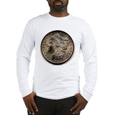 Morgan Dollar Long Sleeve T-Shirt