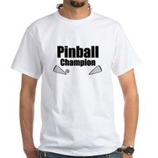 Old School Pinball Arcade Gam Shirt