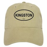 Kingston Oval Baseball Cap