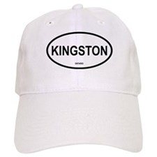 Kingston Oval Cap