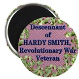 "Hardy Smith 2.25"" Magnet (10 pack)"