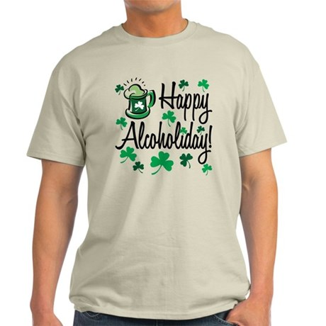 Happy Alchoholiday! Tee