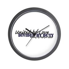 United by Love-Seabee Wall Clock