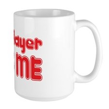 A Tuba Player Loves Me Mug