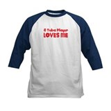 A Tuba Player Loves Me Tee