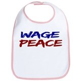 Wage Peace Bib