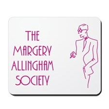 Margery Allingham Society Mousepad