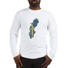 Swedish Long Sleeve T-Shirt
