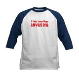 A Table Tennis Player Loves Me Tee