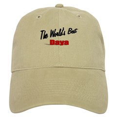 """The World's Best Daya"" Cap"