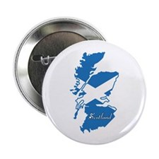 "Cool Scotland 2.25"" Button (100 pack)"