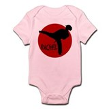 Rachel Karate Infant Bodysuit
