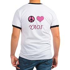 """Peace, Love, Yaoi"" - T"