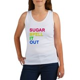 Funny Spells Women's Tank Top