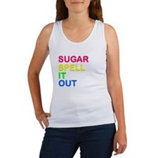 Funny Sara Women's Tank Top
