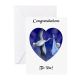 NEW BABY ACKNOWLEDEMENT Cards (Pk of 10)