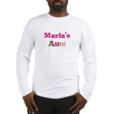 Maria's Aunt Long Sleeve T-Shirt