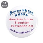 AHSPA 3.5&quot; Button (10 pack)