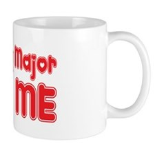 A Philosophy Major Loves Me Mug