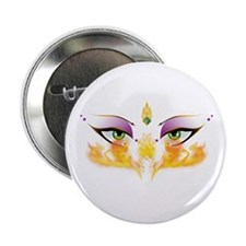 "Belly Dance Shimmy Chic 2.25"" Button (10 pack)"